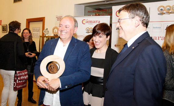 Premio Galardon Accord CuinaTur